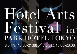 「Hotel Arts Festival in PARK HOTEL TOKYO」 8/5(金)、8/6(土)の2日間